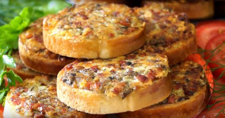 Gustare Delicioasă și Apetisantă Gata în 5 Minute: Gustare Delicioasă, Gata în Mai Puțin De 10