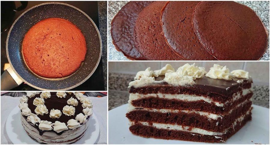 Gustare Delicioasă și Apetisantă Gata în 5 Minute: Prăjitură Simplă și Delicioasă, Gata în 30 Minute